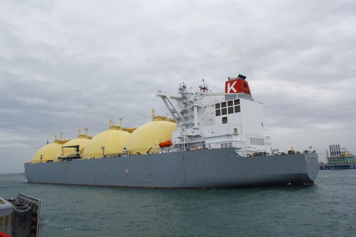 台灣中油: 國內天然氣存量皆符合規定  請各界放心