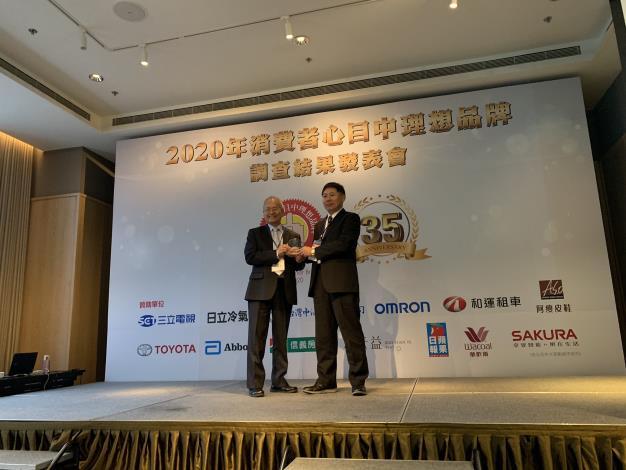 台灣中油加油站連續第15年蟬聯「消費者心目中理想品牌」第一名 「消費者心占率」達80%創新高