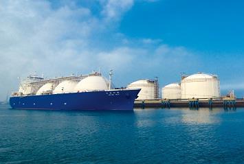 液化天然氣船-2