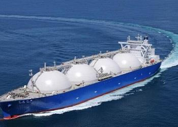 台灣中油首艘碳中和液化天然氣船抵台