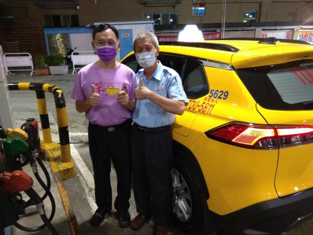 台灣中油相挺計程車業者 再推出加油優惠升級版方案 自10月1日起  每公升汽油可現抵2元、柴油1元
