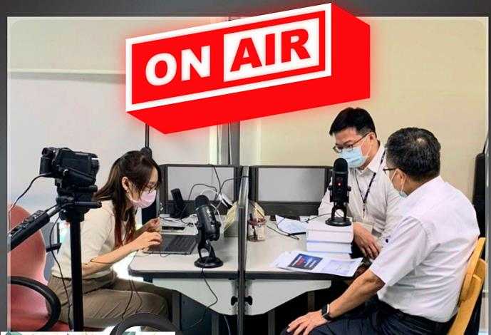 台灣中油搭上聲音經濟新浪潮  推出 Podcast節目「天然的尚好」