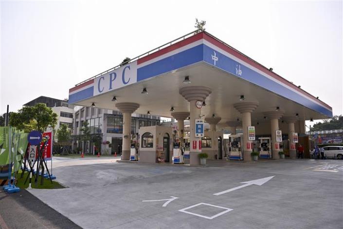 台灣中油正逐站檢測資訊設備並非斷油 請民眾體諒