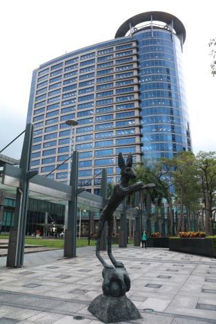 台灣中油股份有限公司大樓照片