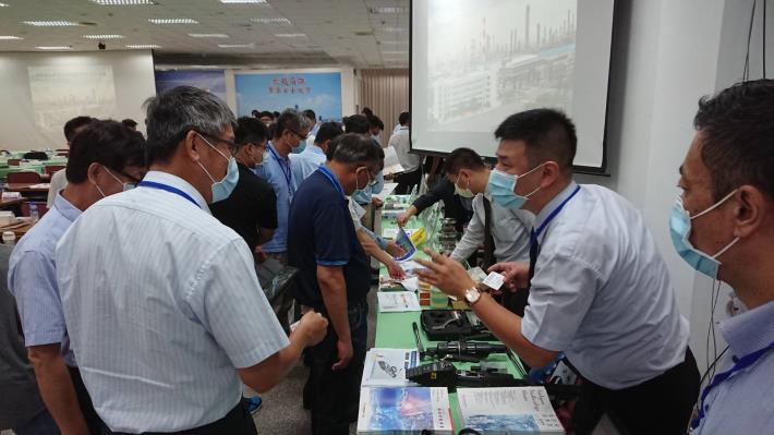 台灣中油啟動109年工安週系列活動 ─導入智慧工安 打造永續職場