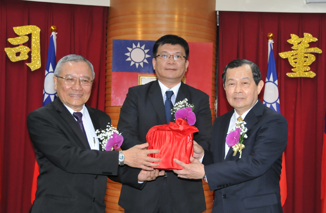 Dr. Jerry J. R. Ou takes over as Chairman at CPC Corporation, Taiwan