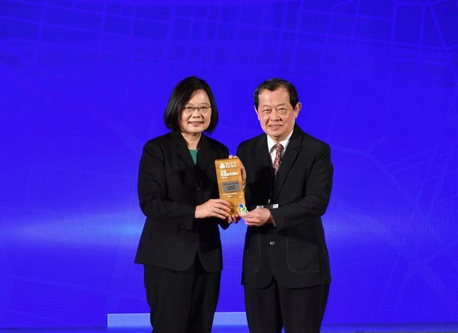 CPC Corporation, Taiwan won 9 TCSA awards