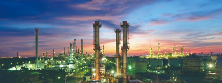 Linyuan Petrochemicals Complex