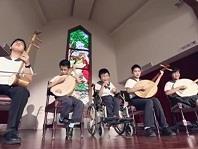 台灣中油為愛加油-盲胞說唱藝術傳習計畫