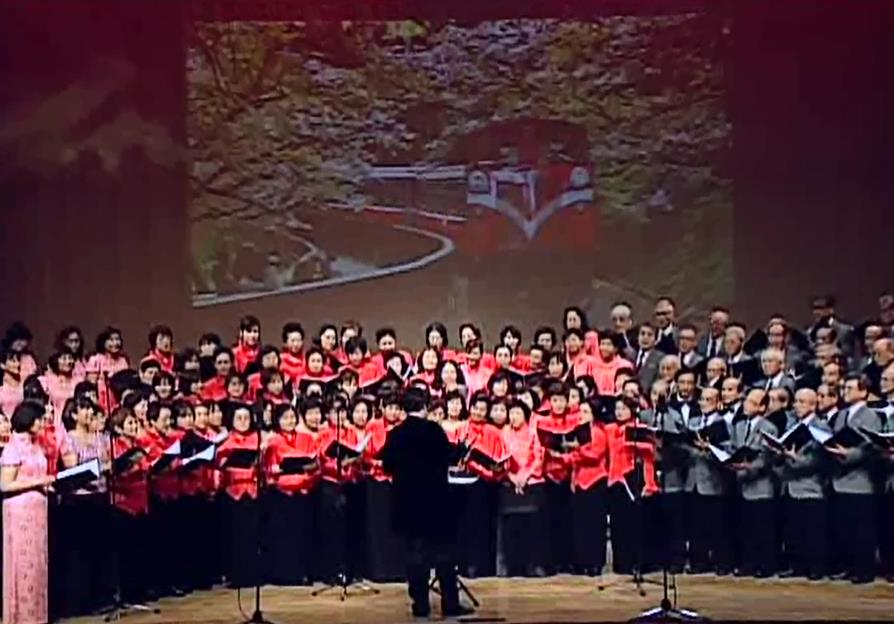 中油合唱文化節-阿里山之歌